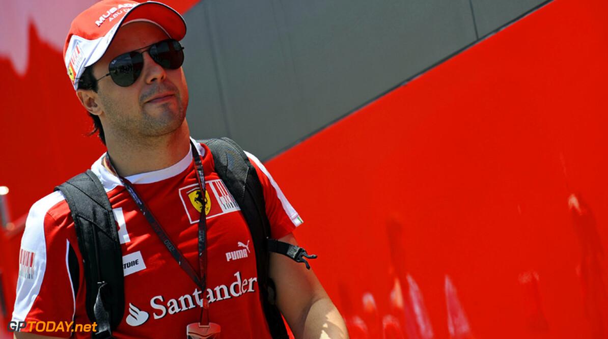 """Felipe Massa: """"Ik ben zeker geen tweede coureur"""""""