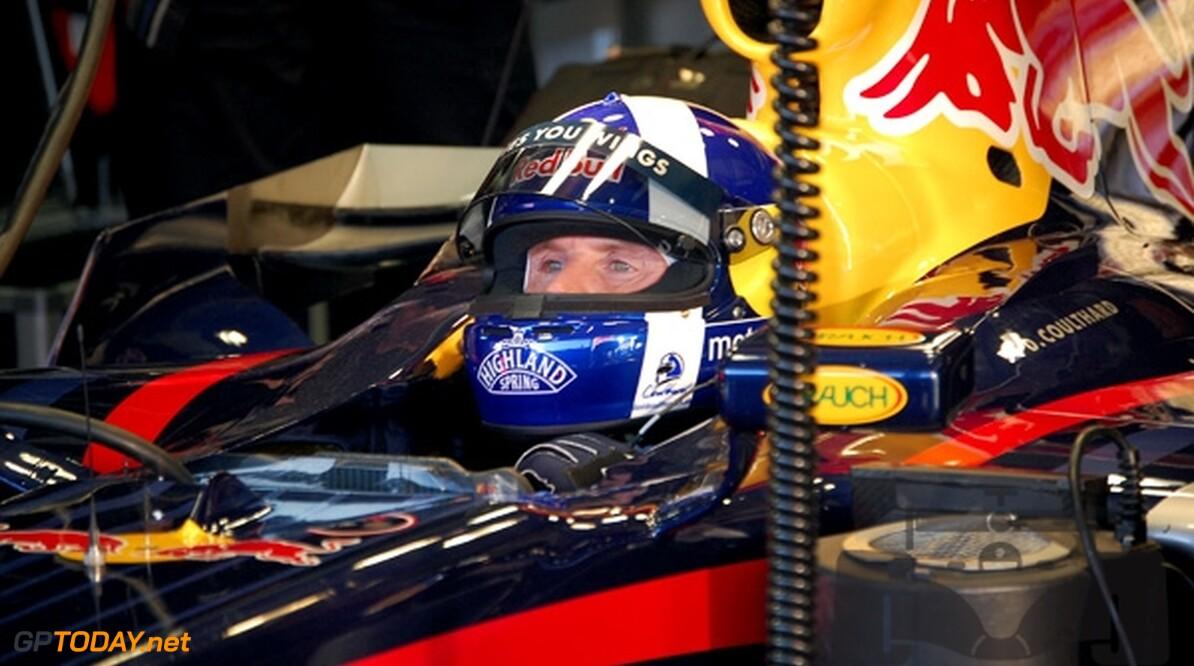 NASCAR heeft aantrekkingskracht op David Coulthard