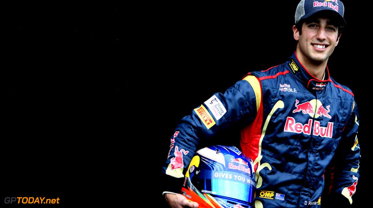 """Daniel Ricciardo: """"Grote kans dat ik in Silverstone voor HRT race"""""""
