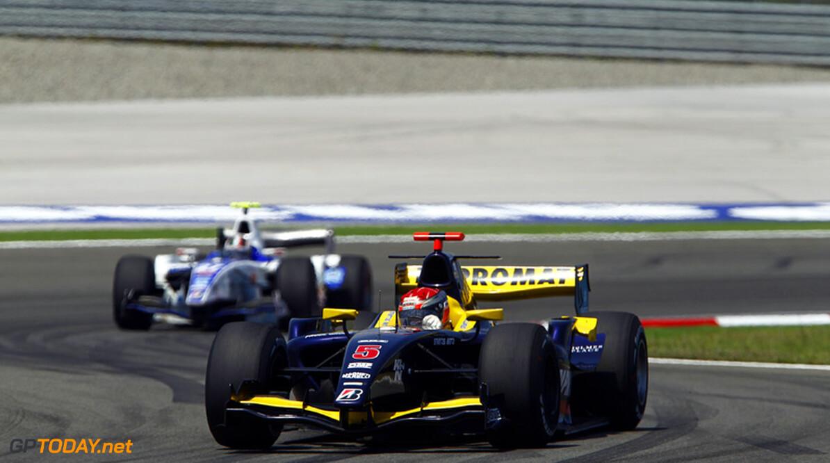 Ook Josef Kral stapt bij Hispania Racing in voor young driver-test