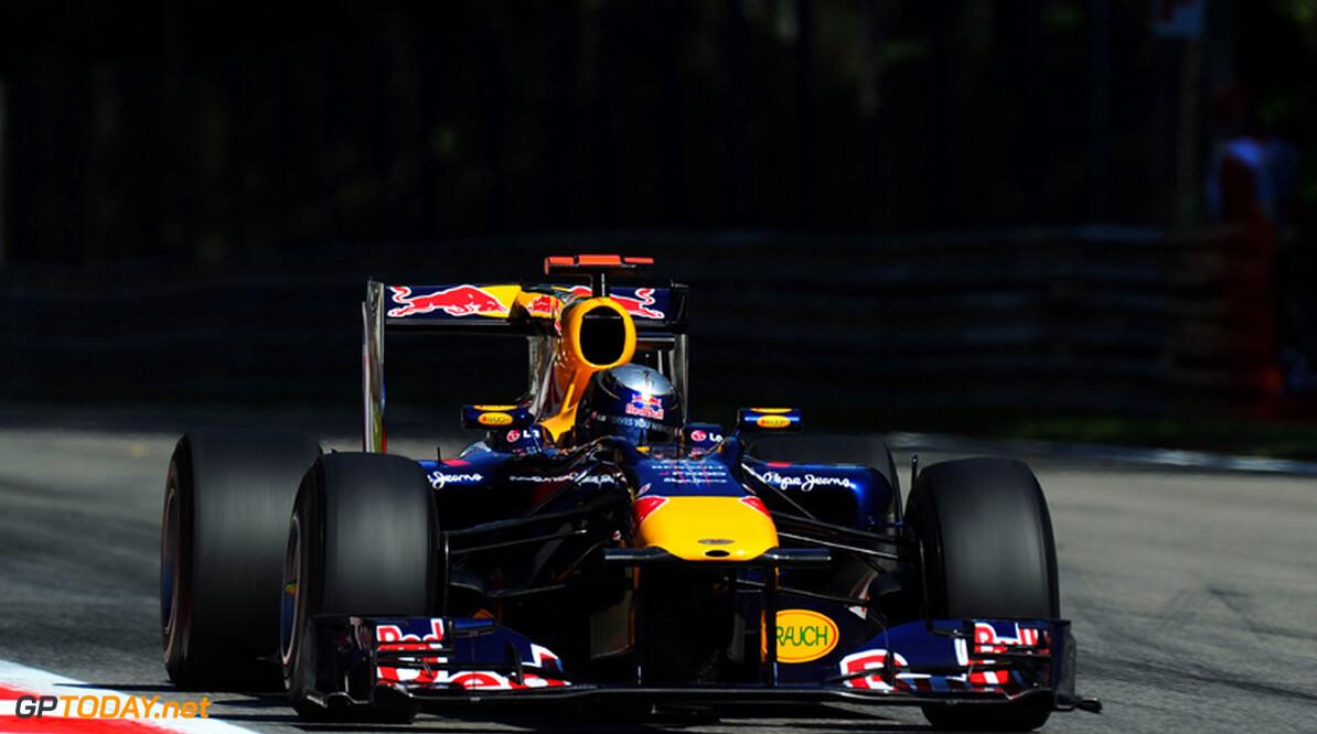 Vettel verslaat Webber voor pole position op Suzuka