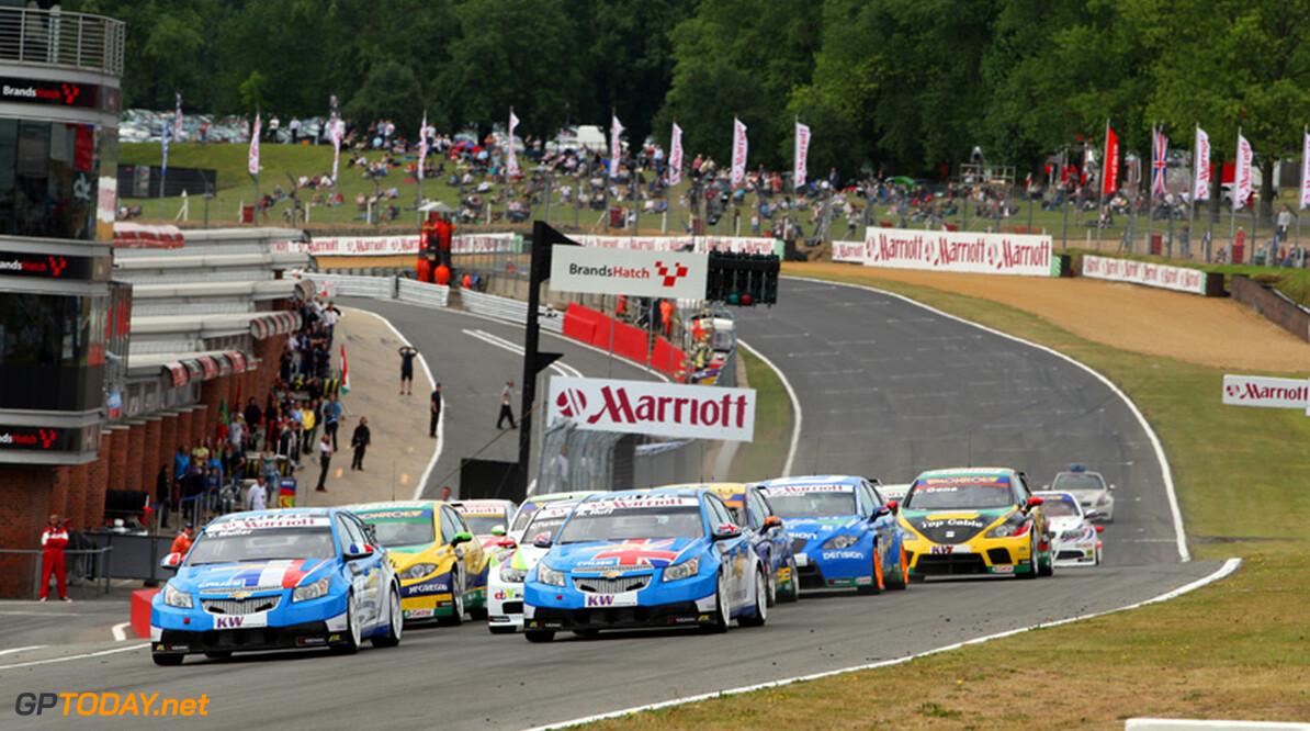 WTCC verhuist volgend seizoen naar Donington Park