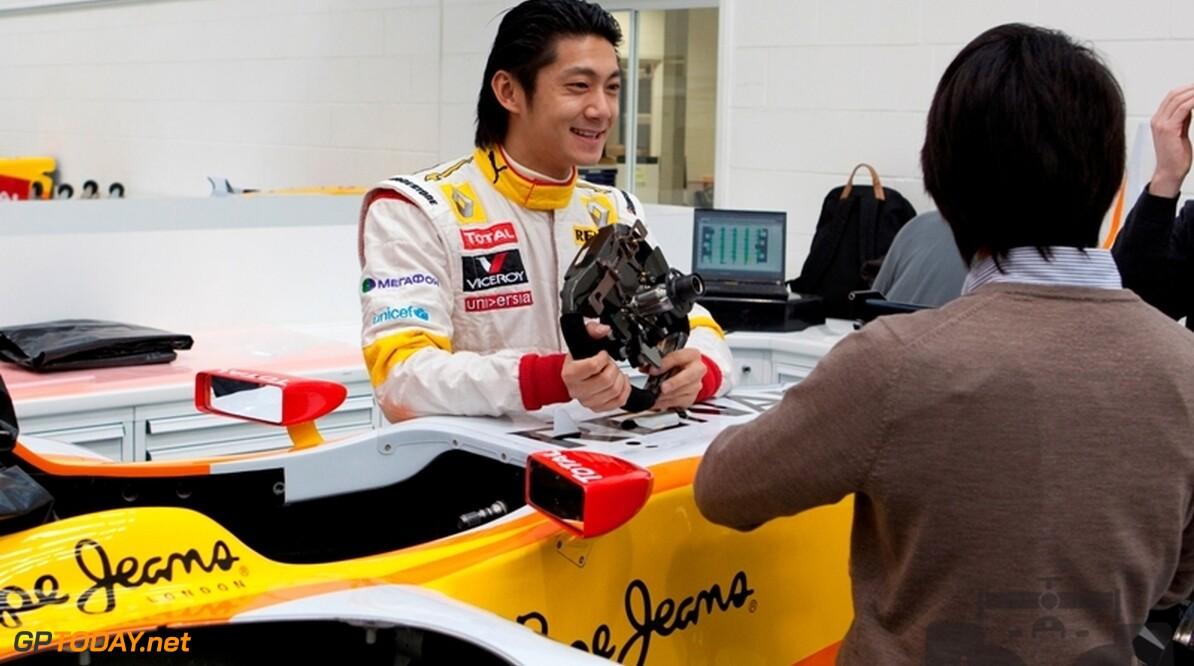 Ho-Pin Tung test volgende week in Jerez voor Renault