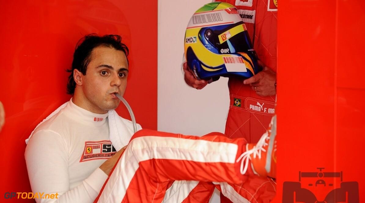 "Massa's ""perfecte ronde"" brengt hem pole position"