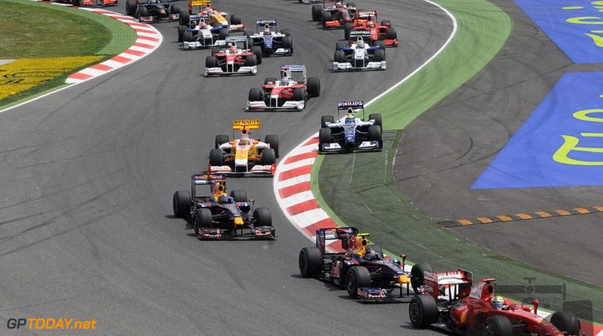 Formule 1 ook komende 3 jaar bij RTL 7