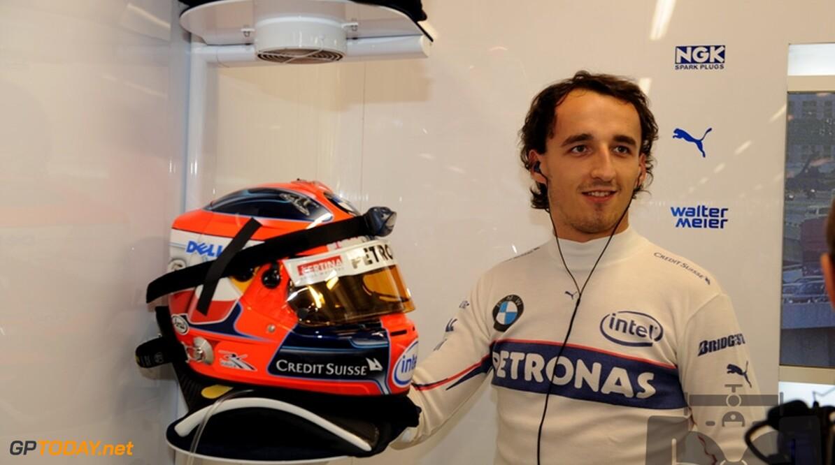 """Manager Kubica: """"Kan niet zeggen of we bij Renault blijven of niet"""""""