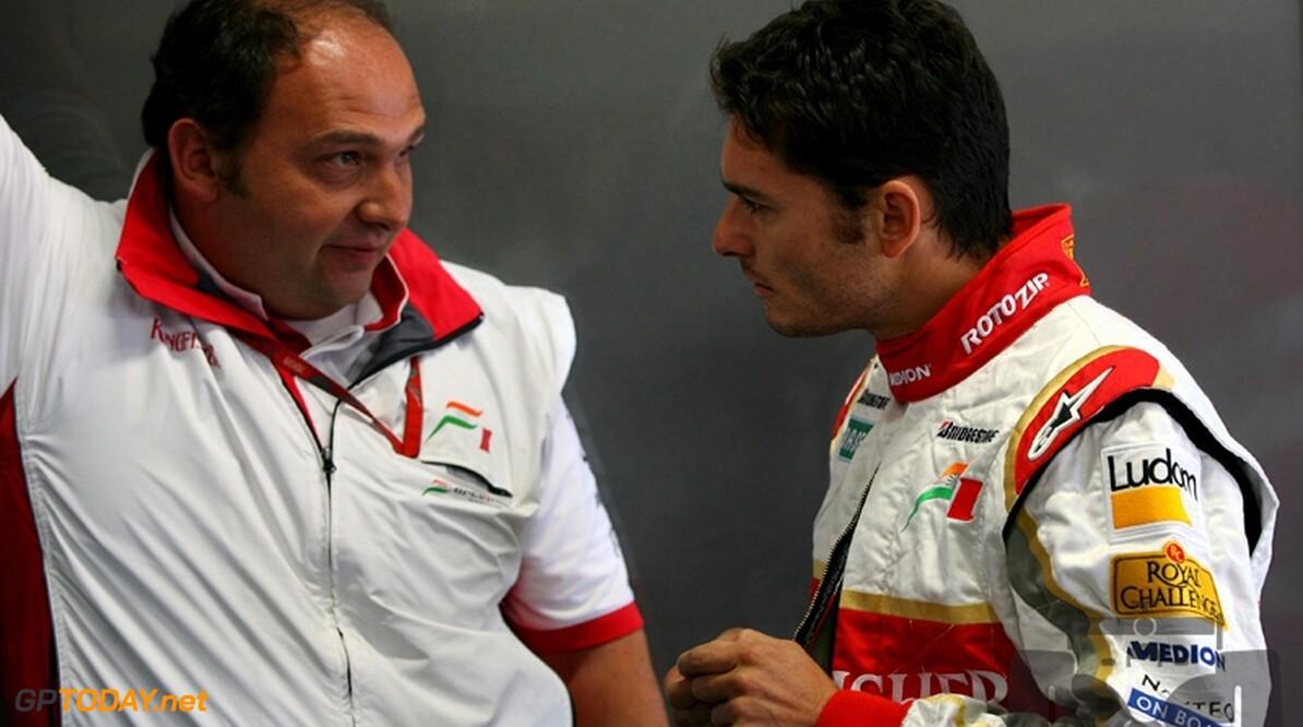"""Fisichella: """"Hamilton had al twee keer kampioen moeten zijn"""""""