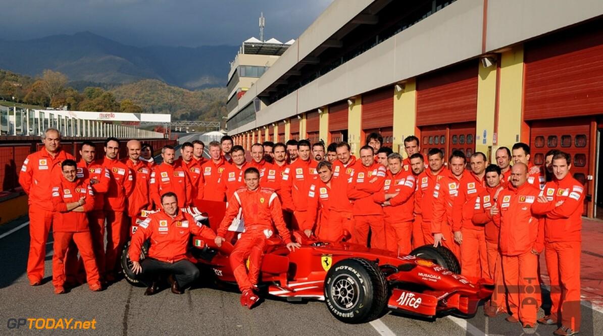 Ferrari zal als eerste nieuwe bolide onthullen