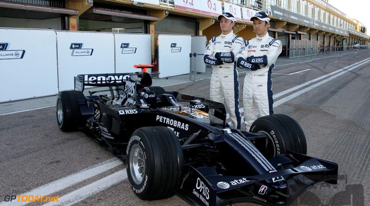 Geen presentatie voor nieuwe Williams FW31