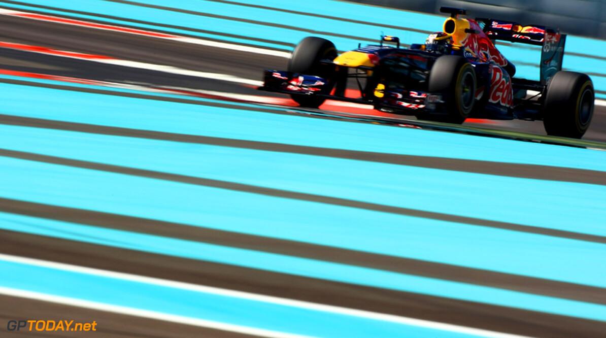 Red Bull Racing onder de indruk van optreden Vergne in Abu Dhabi