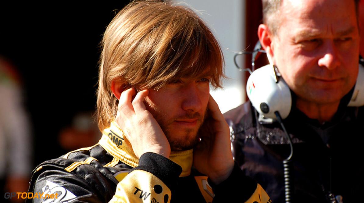 <b>Officieel:</b> Lotus Renault en Nick Heidfeld definitief uit elkaar