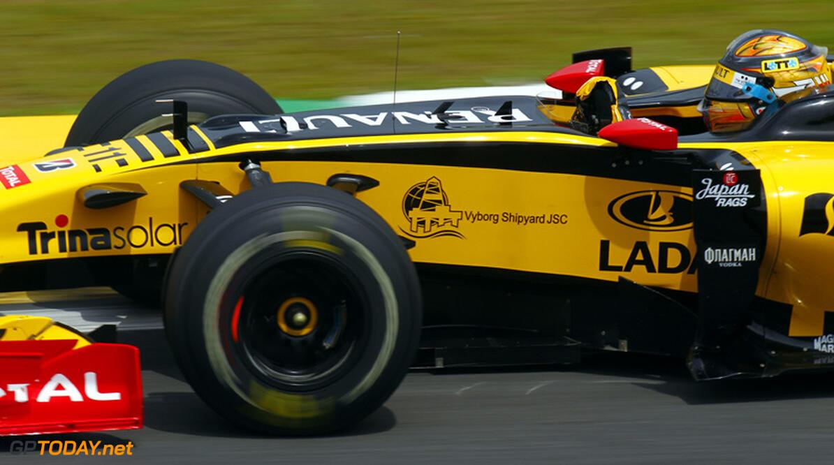 Contract Kubica ongeldig bij naamswijziging naar Lotus-Renault