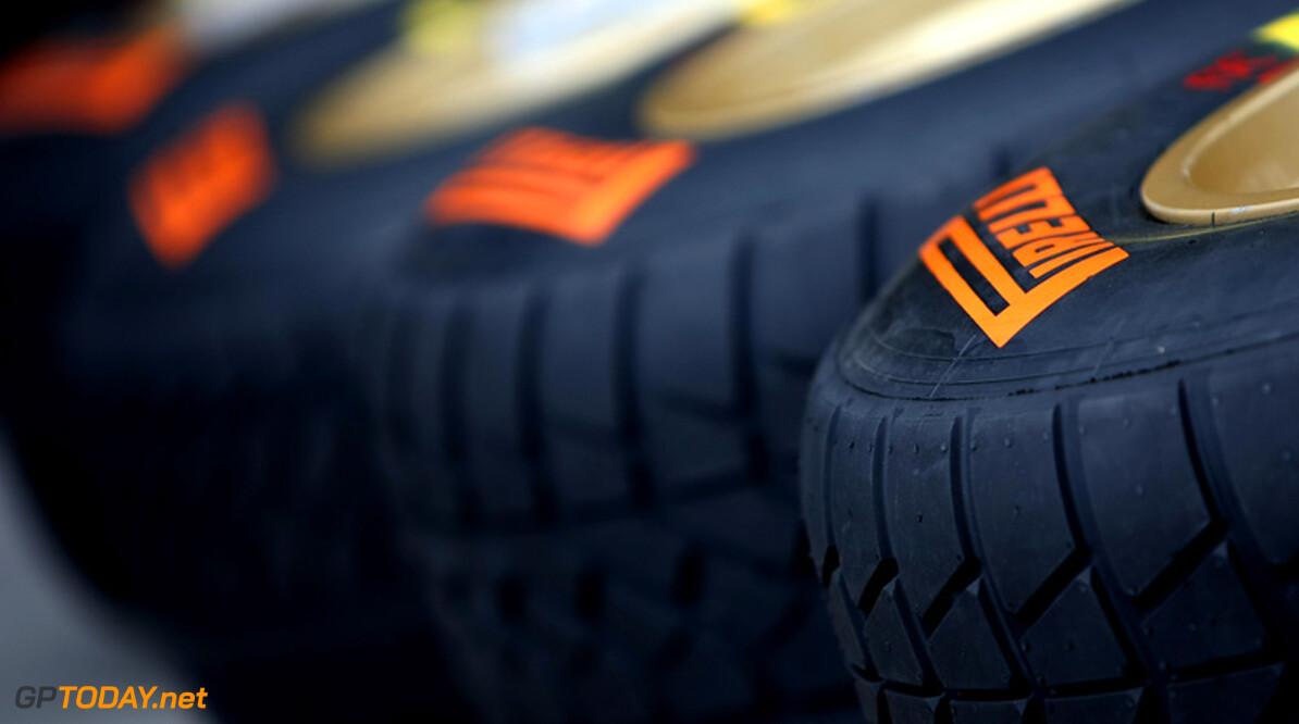 Pirelli bezorgd over beperkt aantal setjes regenbanden