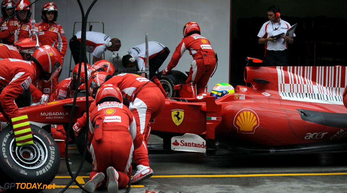 Massa zwakt ongenoegen over actie van Alonso af