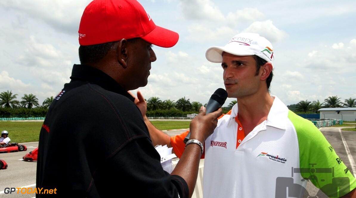 Vitantonio Liuzzi nog niet zeker van racestoeltje voor 2010