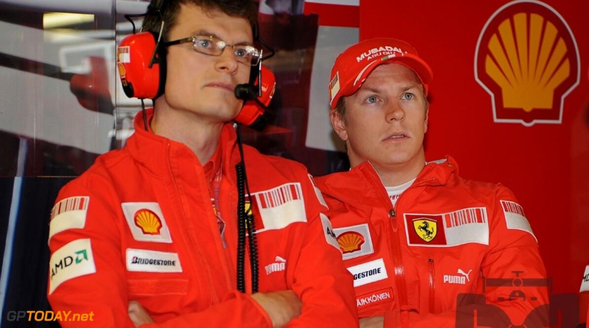 Kimi Raikkonen belooft Ferrari waar mogelijk te helpen