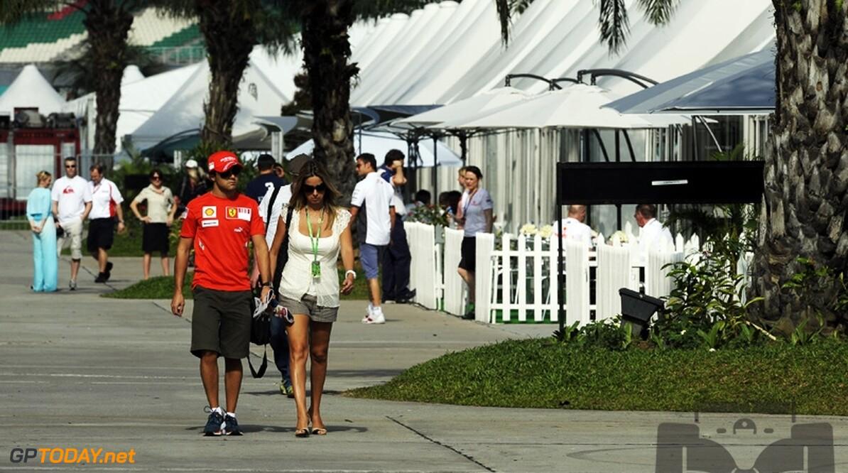 Bernie Ecclestone zet zijn geld op Felipe Massa
