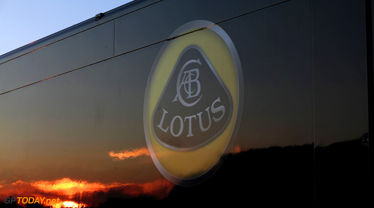 Lotus F1 Team yet to sign Honeywell title deal