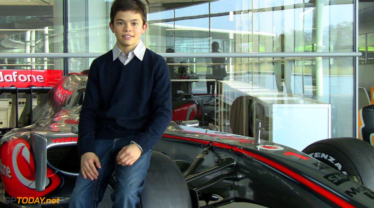 Nyck de Vries sleept tweede karting-wereldtitel binnen