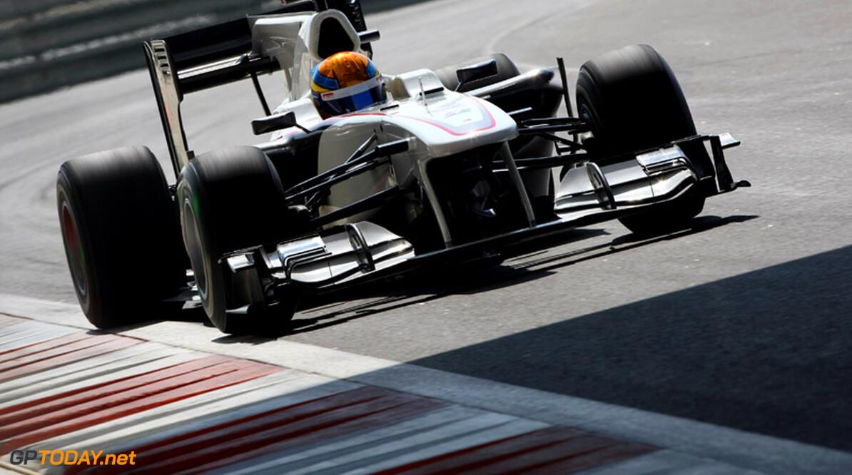Sauber strikt Interproteccion als sponsor voor 2011