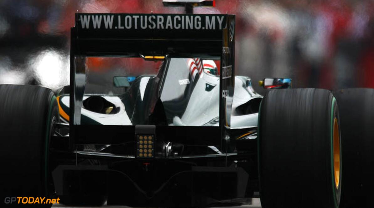 Lotus F1 Racing bouwt windtunnel bij fabriek in Hingham