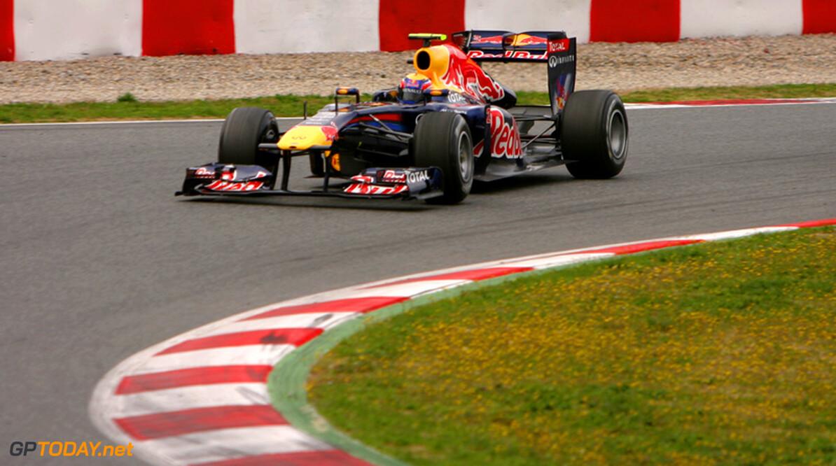 """Webber: """"Red Bull Racing is klaar voor seizoensstart"""""""