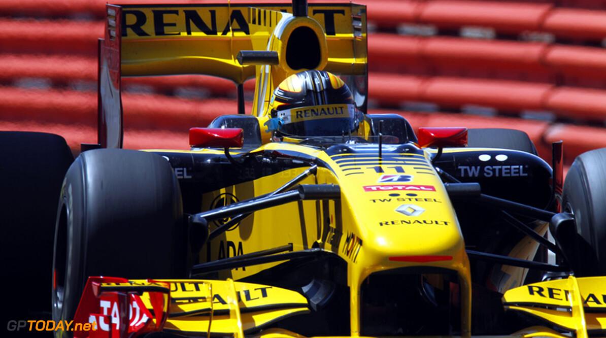 Kubica betreurt afzeggen van Renault door Raikkonen