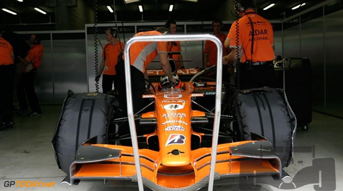 Spyker hoopvol voor Spa-Francorchamps