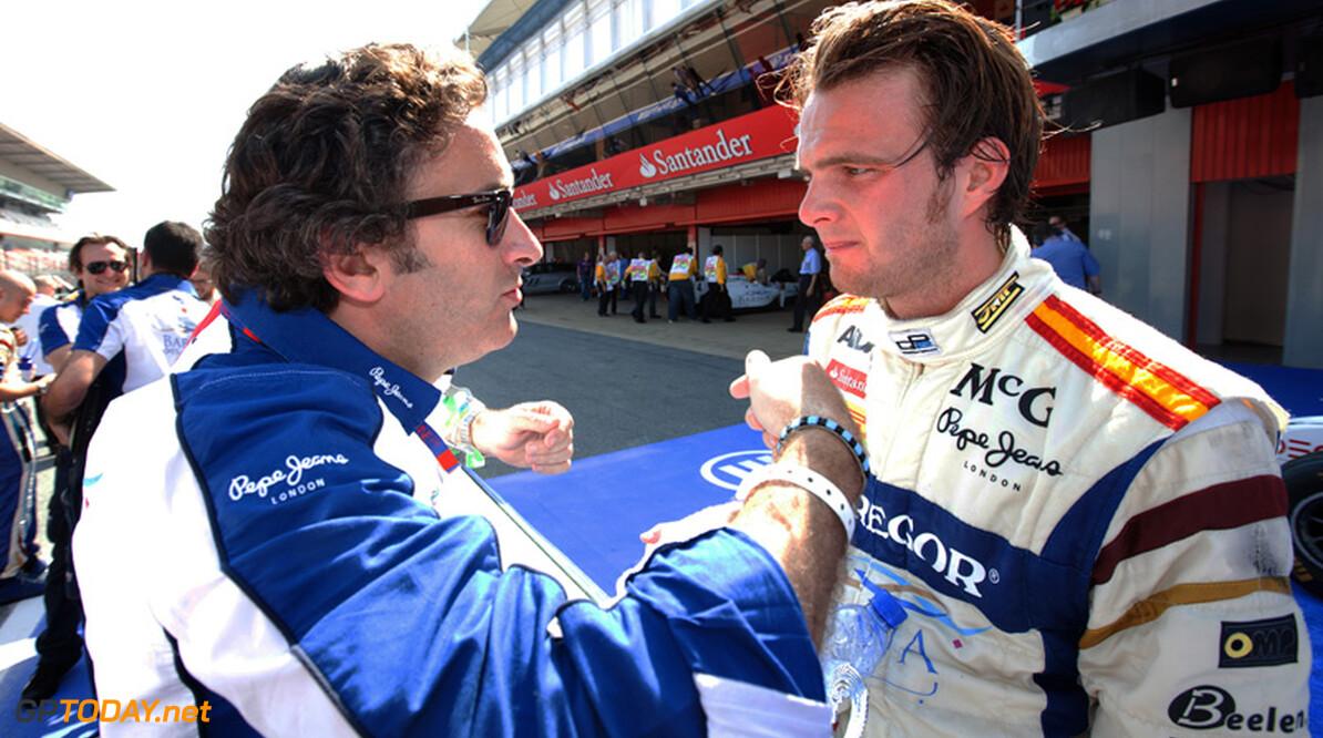 Giedo van der Garde, Addax GP2, Barcelona 2011, (C)Frits van Eldik  Frits van Eldik