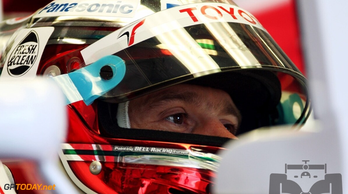 """Trulli: """"Ik kan niet wachten op de eerste vrije training in Abu Dhabi"""""""