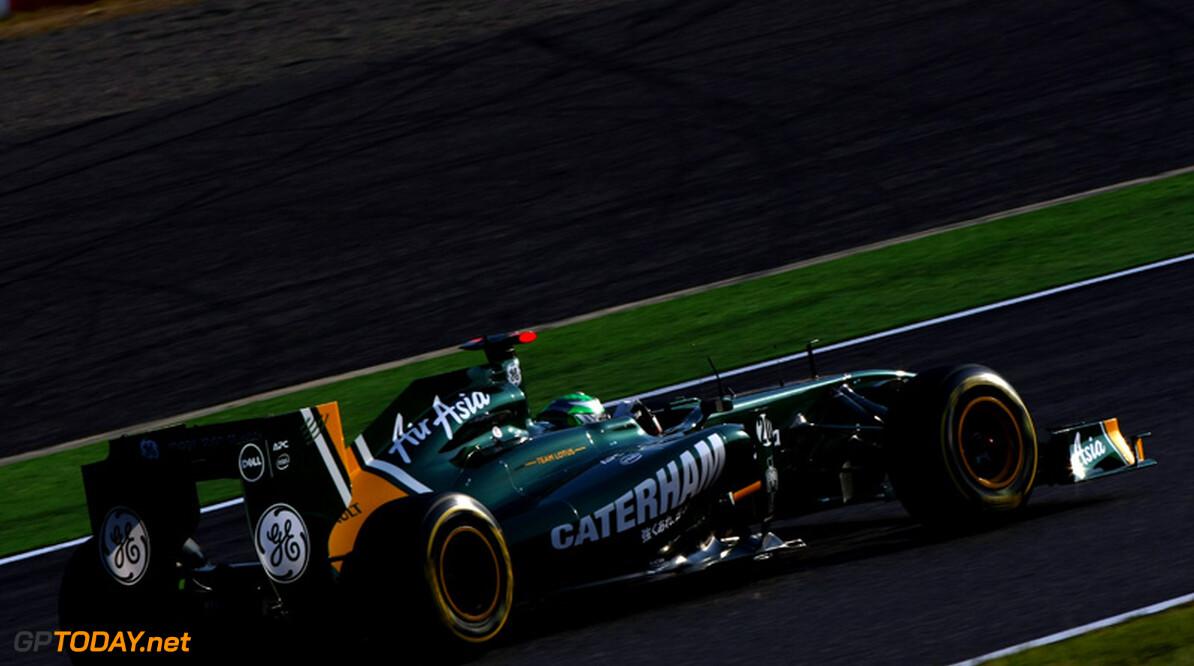 Heikki Kovalainen houdt goed gevoel over aan race in India