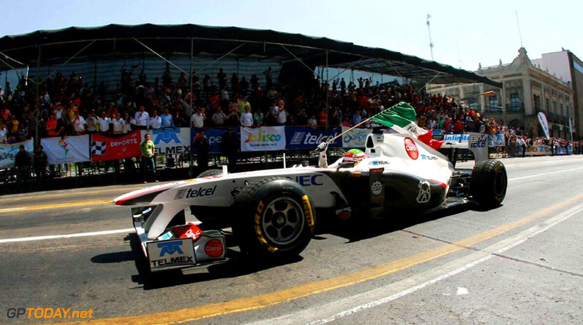 Carlos Slim Domit omarmt idee voor Grand Prix van Mexico