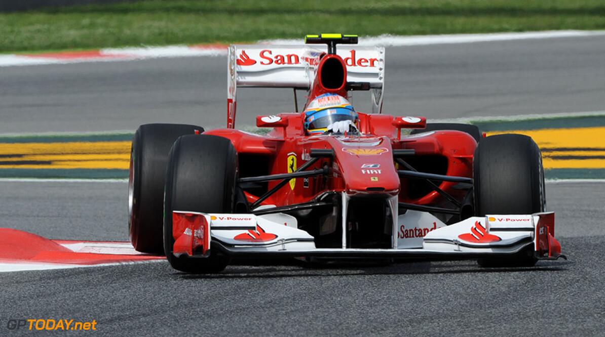 """Alonso: """"Hopelijk is het gat naar Red Bull Racing hier kleiner"""""""