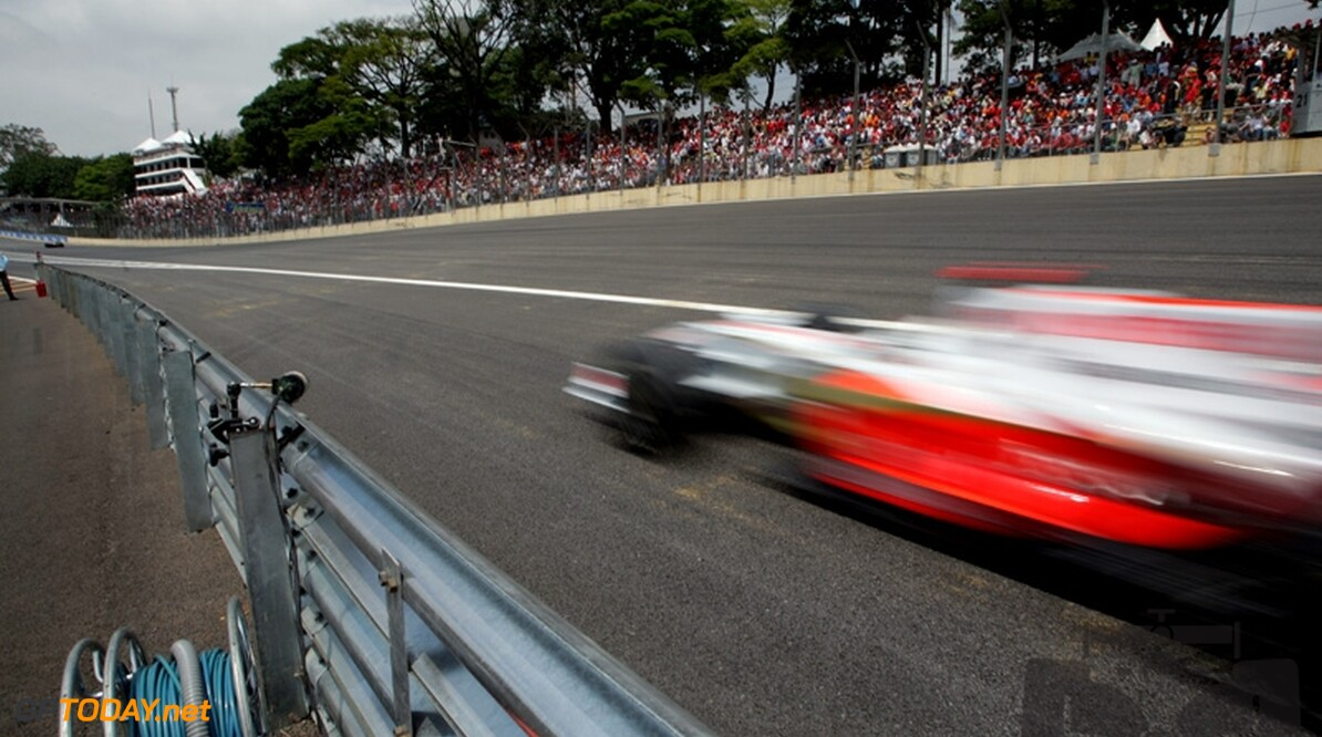 10 years since Michael Schumacher's first retirement