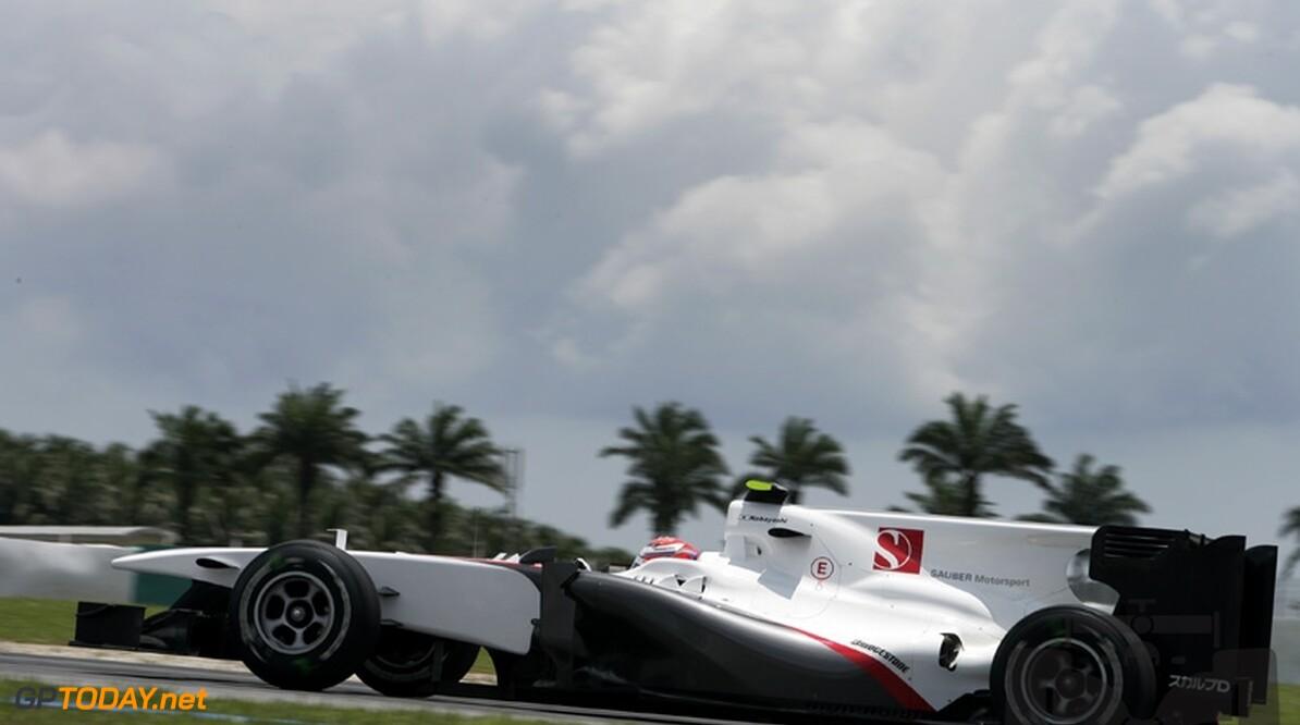 Ferrari schuift motorfalen Sauber af op elektronisch systeem