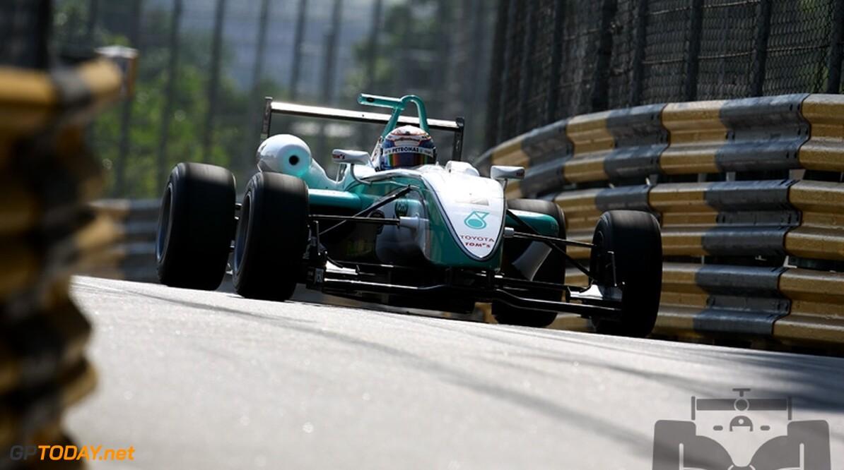 Carlo van Dam voorlopig tweede in Macau