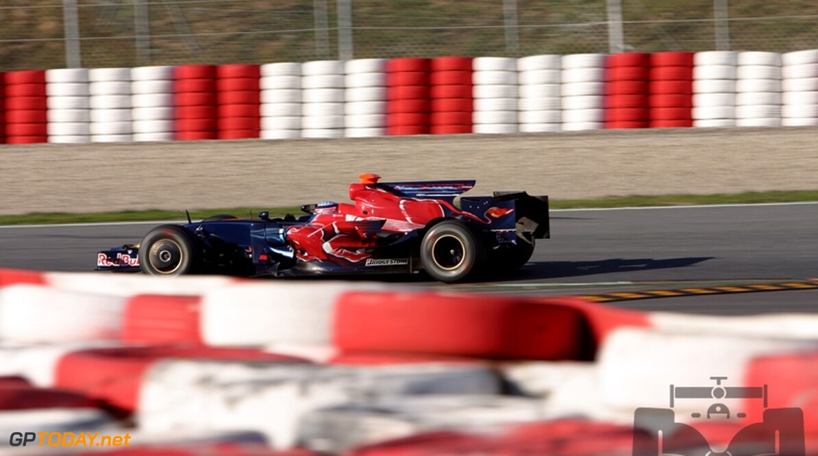 Sato test volgende week weer voor Scuderia Toro Rosso