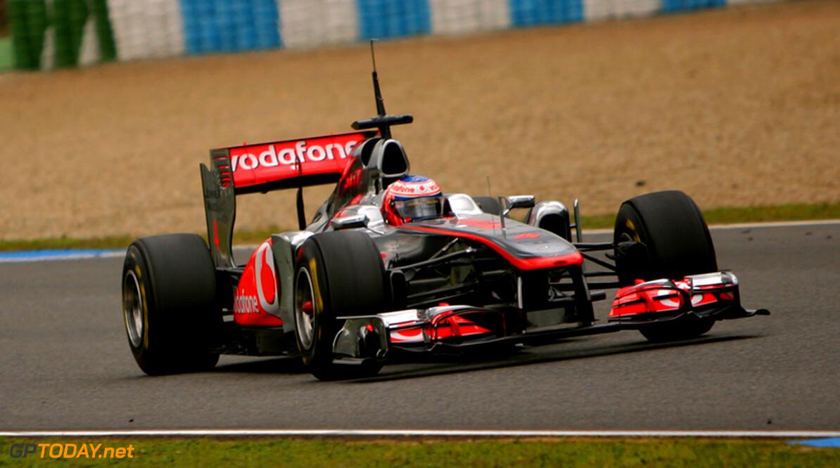 Frustrerende laatste testdag in Jerez voor McLaren