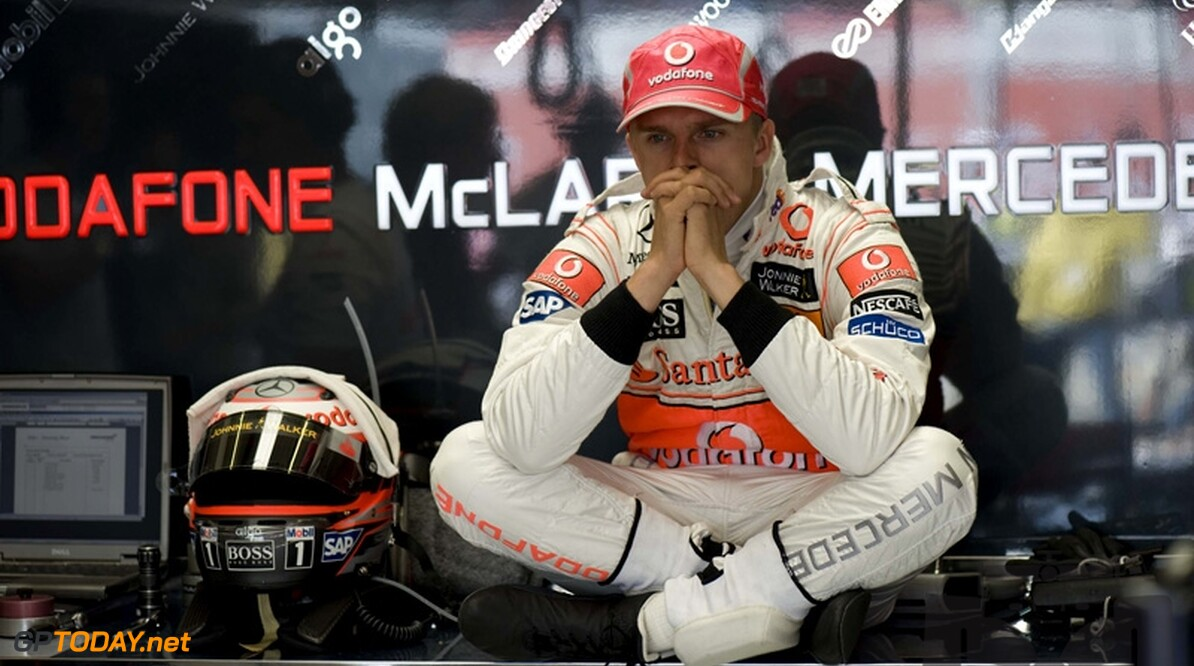 Kovalainen de dupe van kwalificatietactiek McLaren