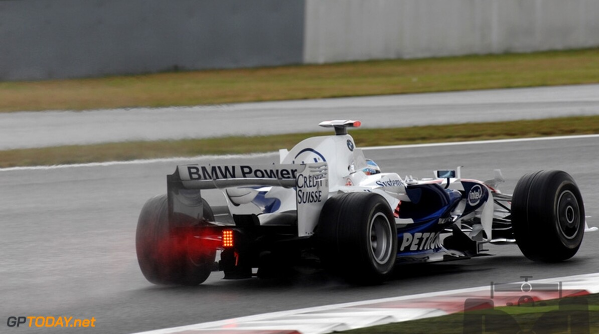 Eng debuteert komend weekend in Mexico voor BMW Sauber