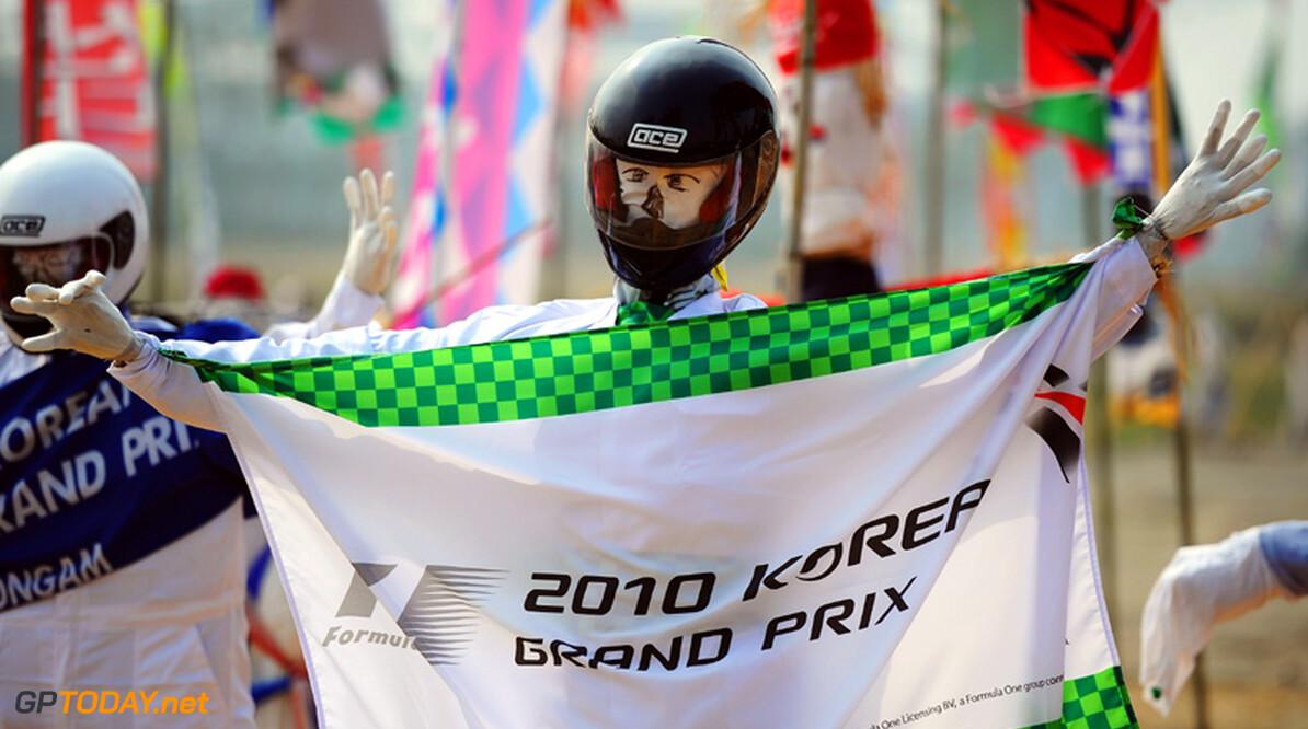 Zuid-Korea belooft beterschap voor volgende editie