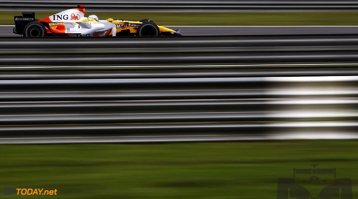 Alonso laat zich weer uit over mogelijke toekomst bij Ferrari