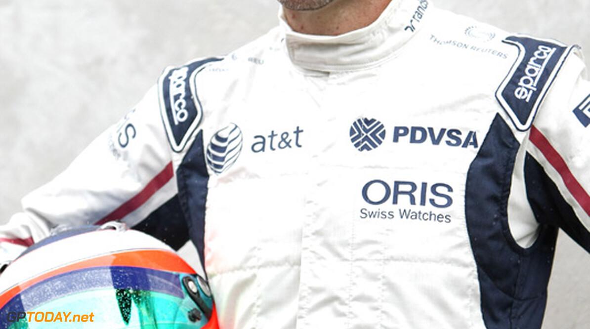 Barrichello tot zijn grote opluchting aangekomen in Melbourne