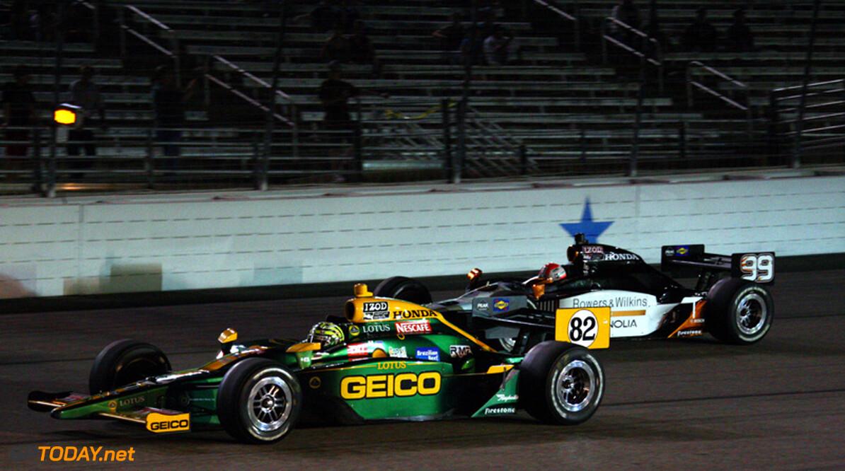 Tony Kanaan grijpt pole position voor seizoensfinale in Las Vegas