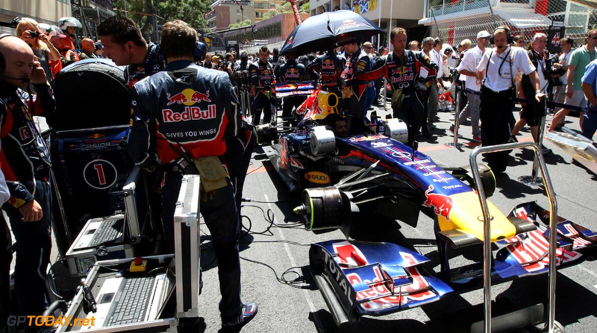 Red Bull verleent ook engineering-diensten buiten de Formule 1