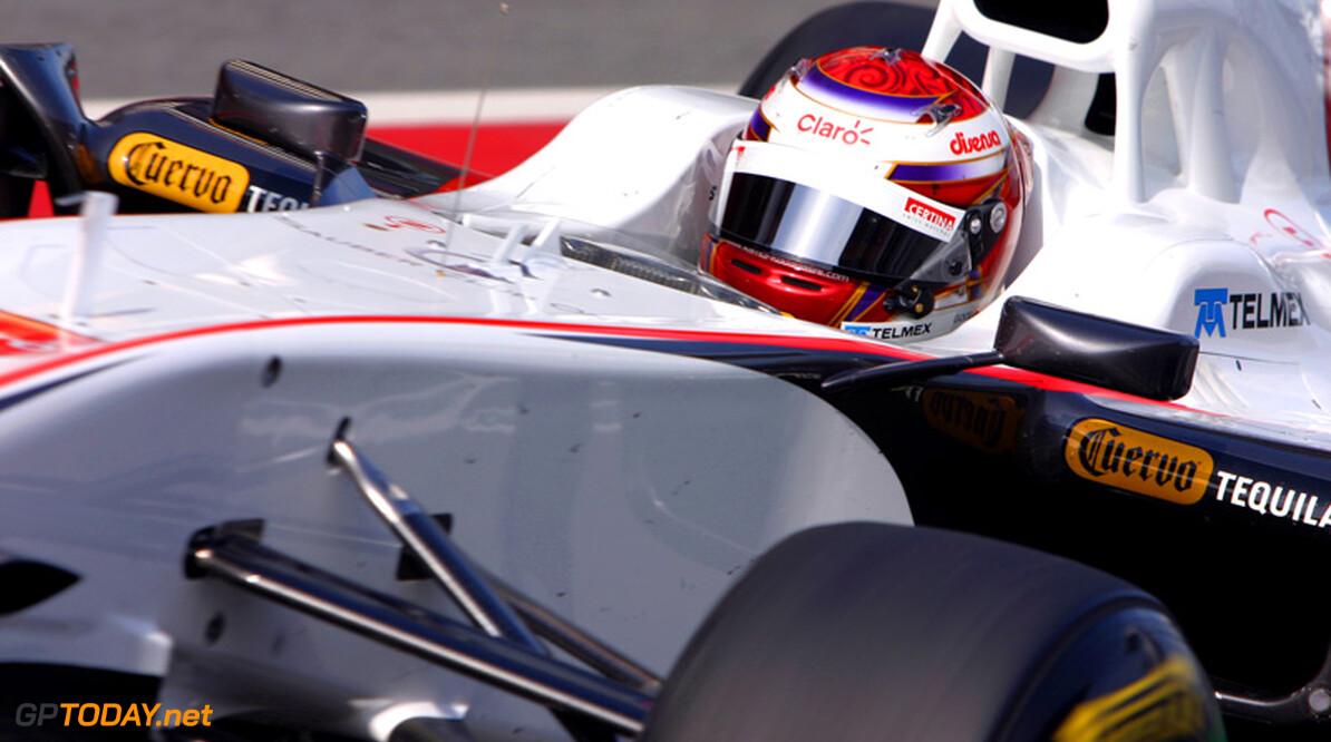 Sauber rijdt in Melbourne met boodschap voor Japan op C30
