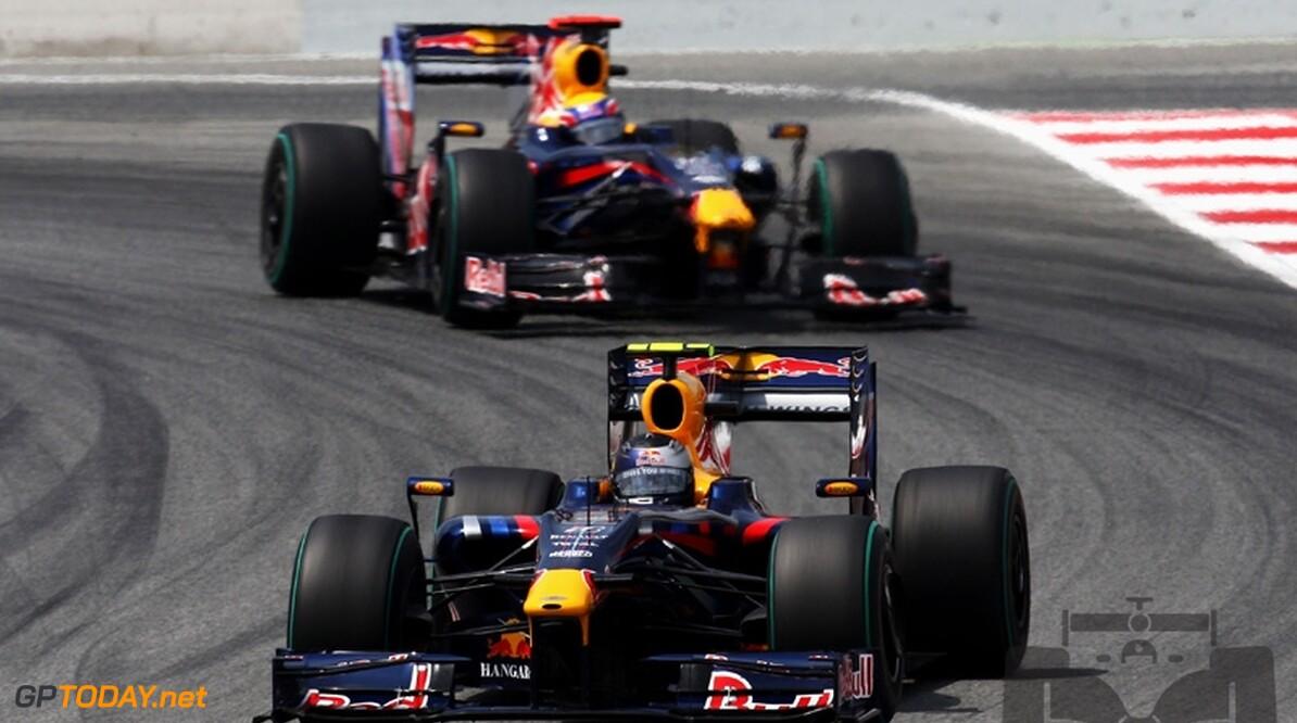 Sebastian Vettel snapt weinig van tactiek Red Bull Racing