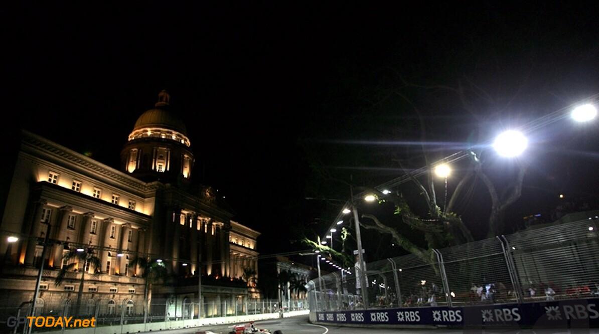 Singapore voert veranderingen aan circuit door