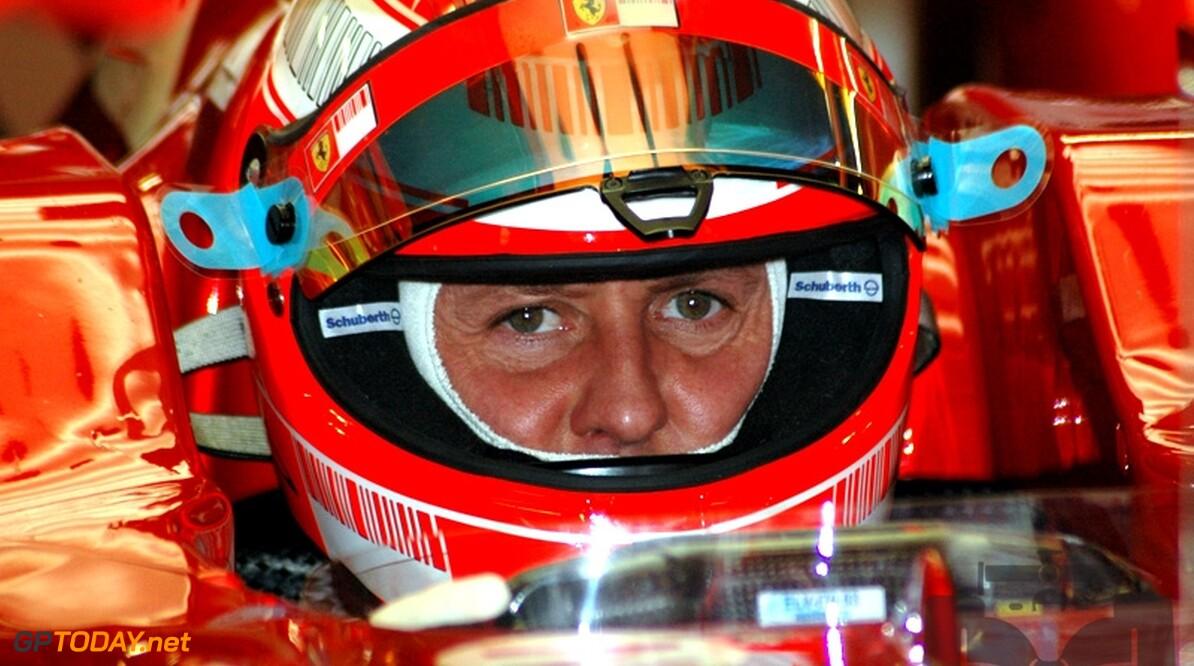 Nek speelt Michael Schumacher nog enigszins parten