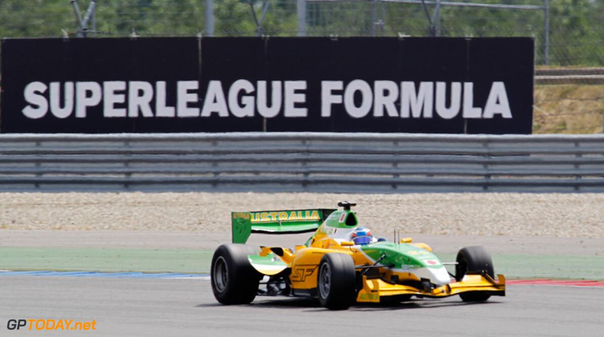 FIA tikt Superleague Formula op de vingers vanwege 'World'